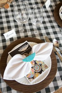 Company Table - Place Setting